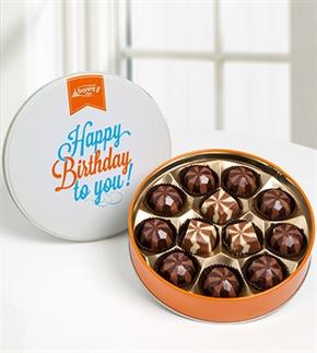 Doğum Günü Sürprizi Çikolata Kutusu