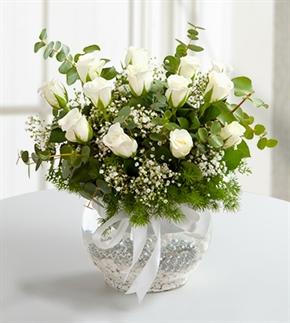 Zarif Aşkım Beyaz Güller